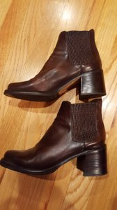 Cole Haan Ankle Chelsea Brown Boots