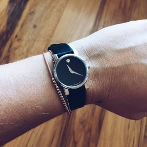 Movado Classic Museum Sapphire crystal