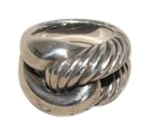 David Yurman David Yurman Infinity Large Cable Ring sz.6