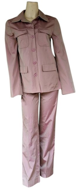 Preload https://item5.tradesy.com/images/strenesse-pink-new-gabriele-strehle-tafetta-02-pant-suit-size-0-xs-1988914-0-0.jpg?width=400&height=650