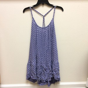 Out From Under short dress Lavender and white on Tradesy