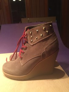 Guess Studded Suede Java Boots