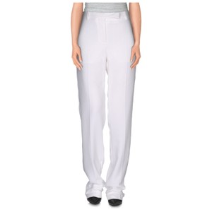 Givenchy Straight Pants White