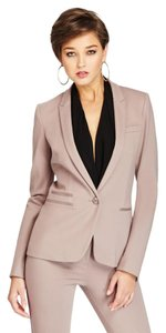Marciano Suit Career Networking Beige Blazer