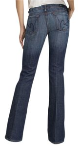 Citizens of Humanity Coh Ingrid Stretch Flare Leg Jeans-Distressed