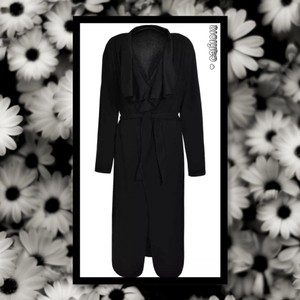 Trench Lightweight Long Trench Coat