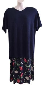 Lane Bryant Outfit Skirt Blue