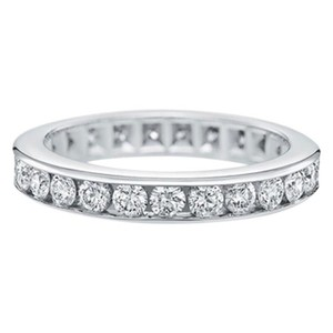 Harry Winston Channel Cut Eternity Band