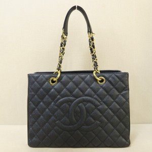Chanel Gst Tote Shoulder Bag