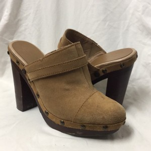 Jessica Simpson Tan / Brown Mules