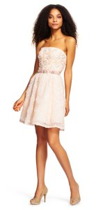 Adrianna Papell Tulle Floral Party Dress