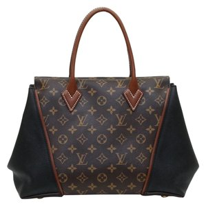 Louis Vuitton Tote in Browns, Black