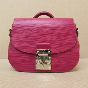 Louis Vuitton Lv Like New Tote Pm Satchel in Plum