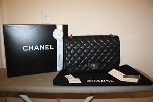 Chanel Classic Maxi Shoulder Bag