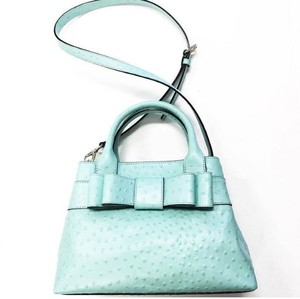 Kate Spade Satchel in pale blue