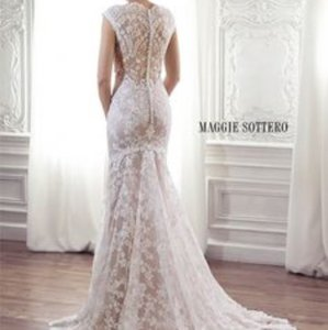 Maggie Sottero London Wedding Dress