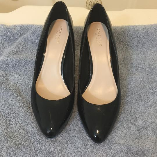 Preload https://item1.tradesy.com/images/cole-haan-black-patent-wedges-19891240-0-0.jpg?width=440&height=440