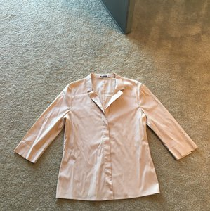 Jil Sander Button Down Shirt Blush