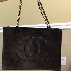 Chanel vantage LOGO bag Tote