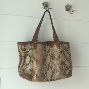 Gucci Tote in Light Brown