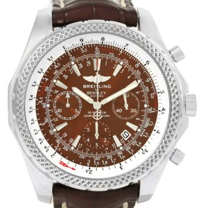 Breitling Breitling Bentley Motors Chronograph White Dial Mens Watch A25362