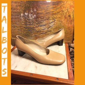 Talbots Tan/Brown Pumps