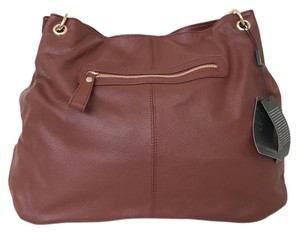 Cuore & Pelle Leather Designer Large Tote in Red