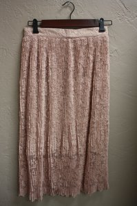 Romeo & Juliet Couture Skirt LIght Pink