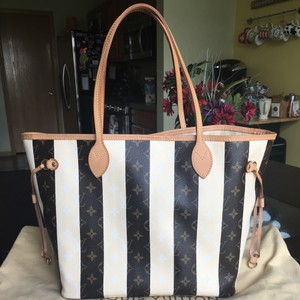 Louis Vuitton Tote in Rayures
