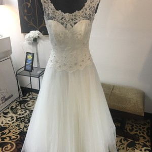 James Clifford J11590 Wedding Dress