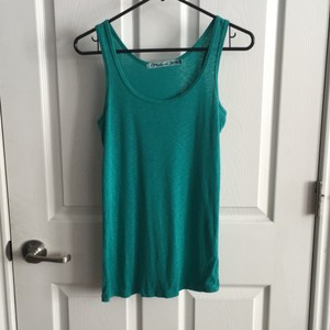 Michael Stars Top Teal