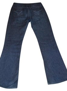 JOE'S Jeans Joe's Size 29 Dark Rinse Pocket Detail Premium Denim Boot Cut Jeans-Dark Rinse