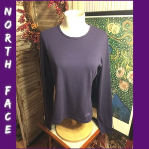 The North Face T Shirt Purple-Eggplant