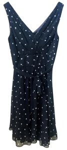 White House | Black Market Polka Dot Vintage Dress