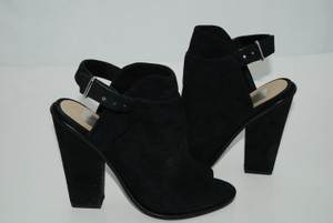 Dolce Vita Rag And Bone Peep-toe Trafford New black Boots