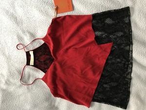 Ramy Brook Top Red