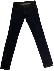 Flying Monkey Skinny Jeans-Dark Rinse