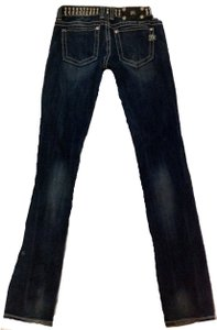 Miss Me Skinny Jeans-Light Wash