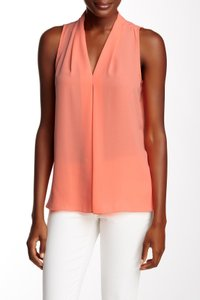 Vince Camuto Top Shocking Coral