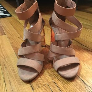 BCBGMAXAZRIA Tan Formal
