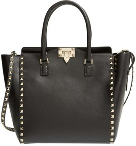 Valentino Satchel in Black