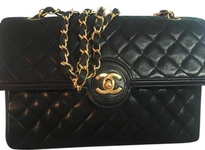 Chanel Vintage Classic Shoulder Bag