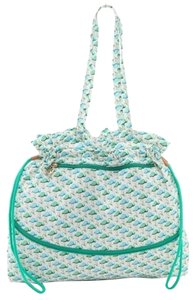 Tory Burch Tote in turquoise