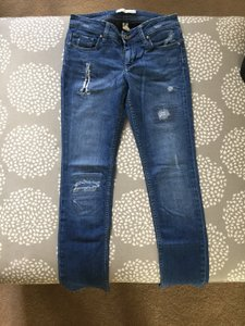 Banana Republic #skinnyjeans #distressed #lightwash Skinny Jeans-Distressed