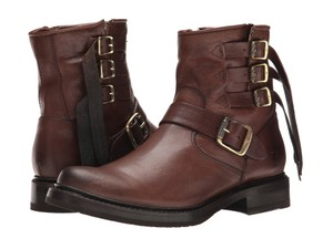 Frye Veronica Strap Short Boots