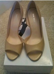 Nine West Nude Formal