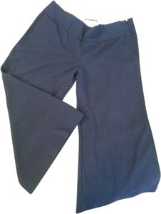 Star City Gaucho Slimming Office Casual Capris Black