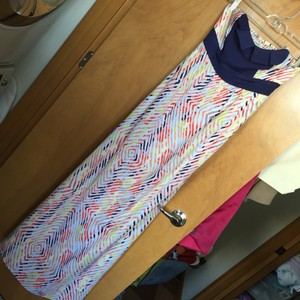 Multicolor Maxi Dress by BCBGeneration