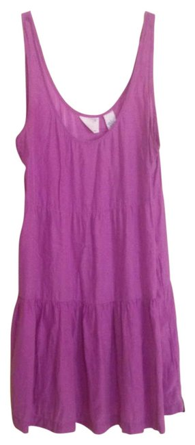 Preload https://item3.tradesy.com/images/sunshine-and-shadow-purple-and-black-mini-short-casual-dress-size-12-l-198937-0-0.jpg?width=400&height=650