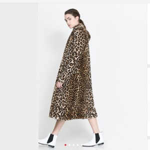 Other Dress Faux Long Fur Coat
